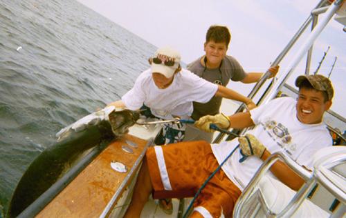 South shore harbour tarpon seabrook fishing kemah for Lake charles fishing